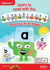Alphablocks - Volume 1: Phonics First Steps - DVD