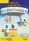 Alphablocks - Volume 3: Letter Teams - DVD