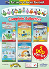 Alphablocks: Complete Collection - 5 DVD Boxset!