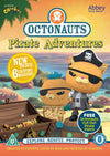 Octonauts: Pirate Adventures - DVD