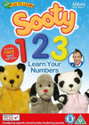 Sooty 1 2 3: Learn Your Numbers - DVD
