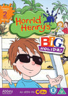 Horrid Henry's Big Holiday - 2 DVD Boxset!