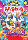 CBeebies All Stars - DVD