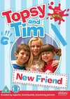 Topsy & Tim: New Friend - DVD