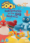 Twirlywoos: Adventures In The Big Red Boat - DVD