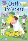Little Princess: I Don't Want To Go To Bed - DVD