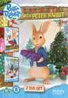 Christmas Time With Peter Rabbit - 2 DVD Set