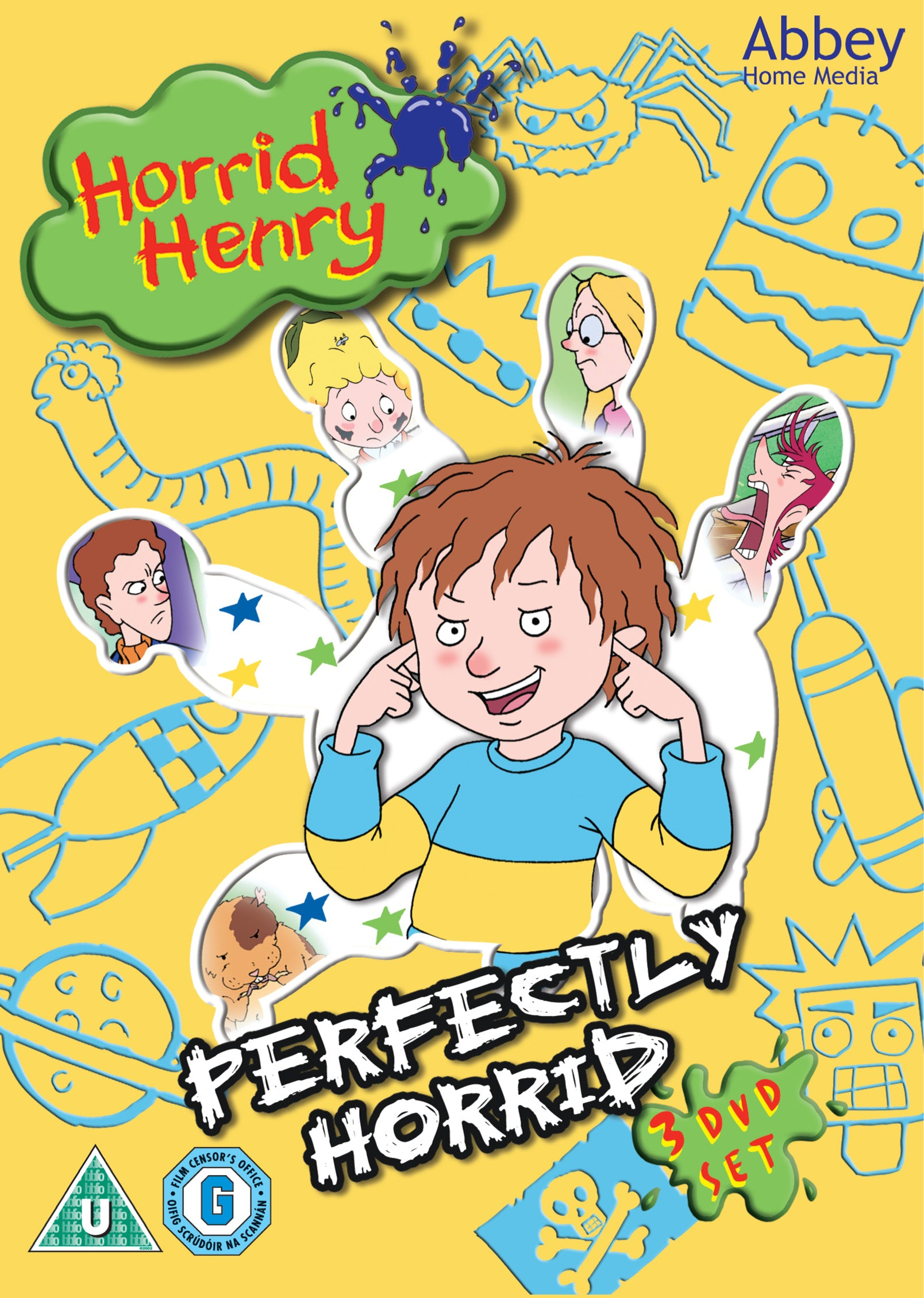 Horrid Henry - Abbey Kids
