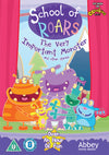 School of Roars: The Very Important Monster & Other Stories - DVD