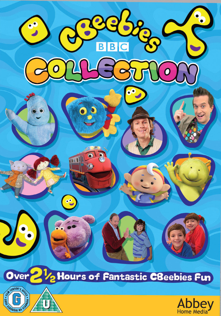 CBeebies Collection DVD Abbey Kids