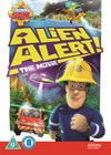Fireman Sam: Alien Alert! The Movie - DVD