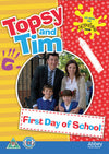 Topsy & Tim: First Day of School - DVD