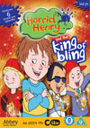 Horrid Henry And The King Of Bling - DVD