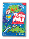 Horrid Henry: Rocking The World - DVD