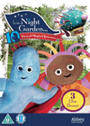 In The Night Garden: Magical Journeys - 3 DVD Boxset!