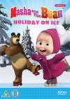 Masha and the Bear: Holiday on Ice - DVD