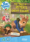 Peter Rabbit: The Tale of Peter's Great Escape - DVD