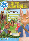 Peter Rabbit: The Tale of the Great Rabbit & Squirrel Adventure - DVD
