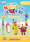 Numberblocks - Volume 3 - Number Fun - DVD