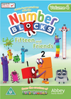 Numberblocks - Volume 4 - Fifteen and Friends - DVD
