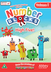 Numberblocks - High Five! - DVD