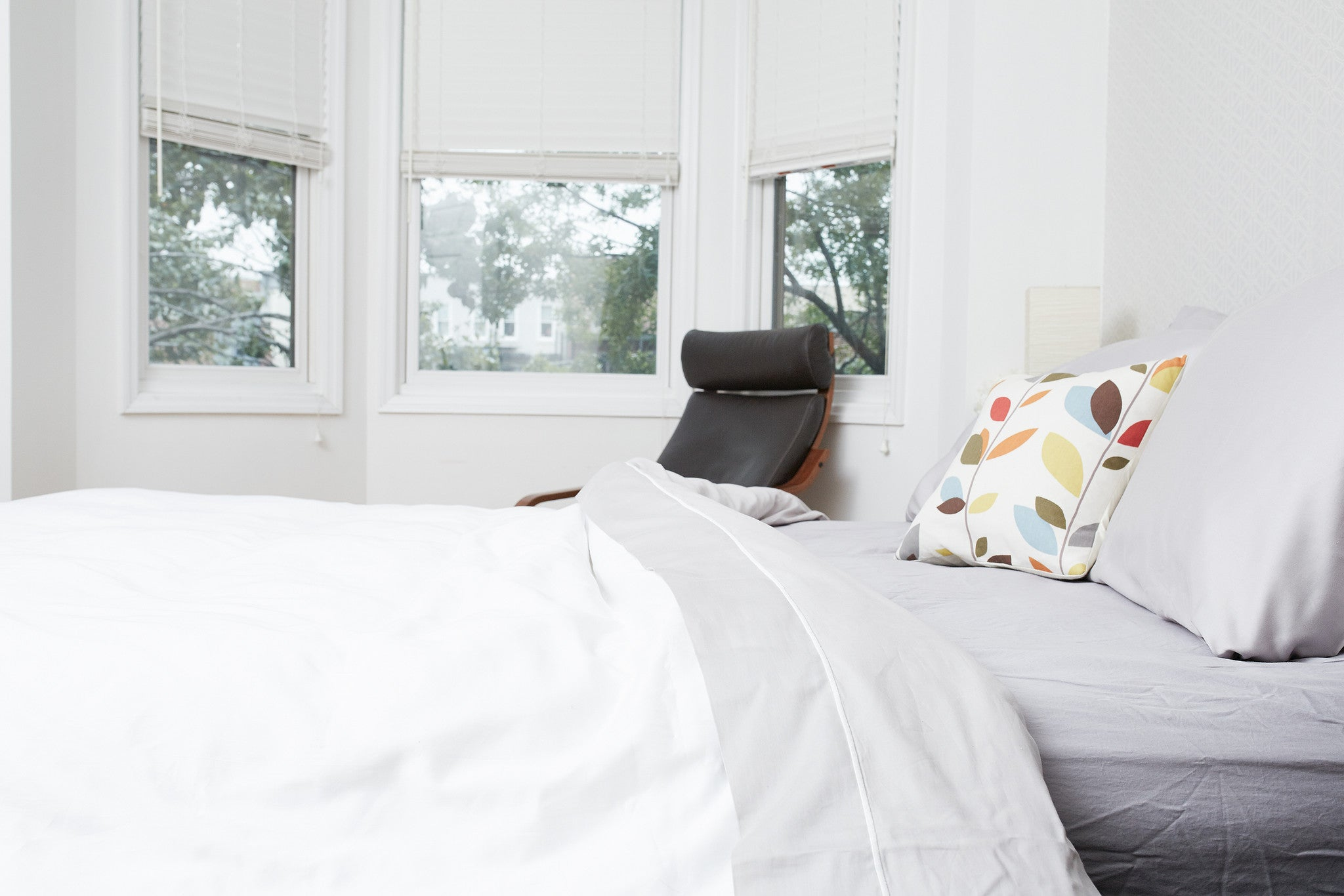 On Personal Style and How Often to Wash Organic Sheets