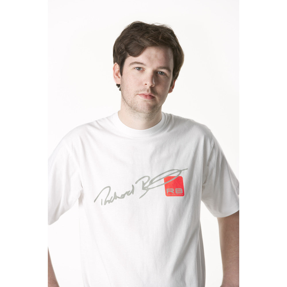 Richard Burns Signature T-Shirt