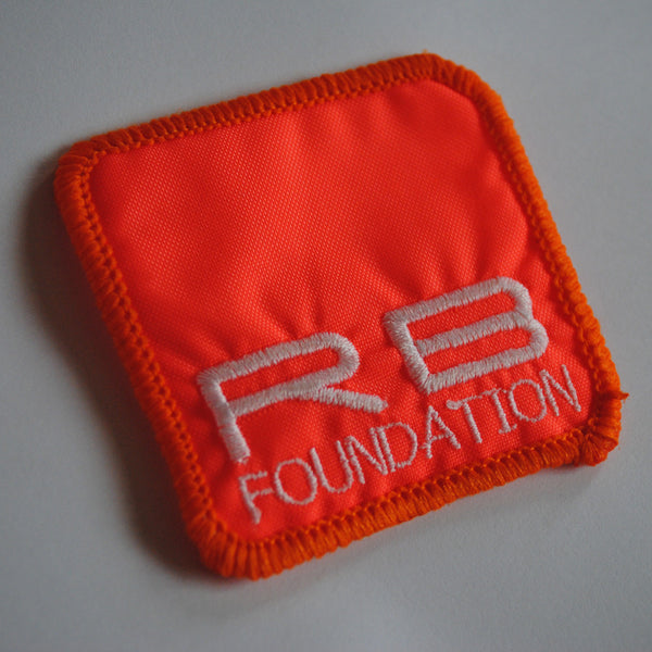 RBF Small Sew On Patch