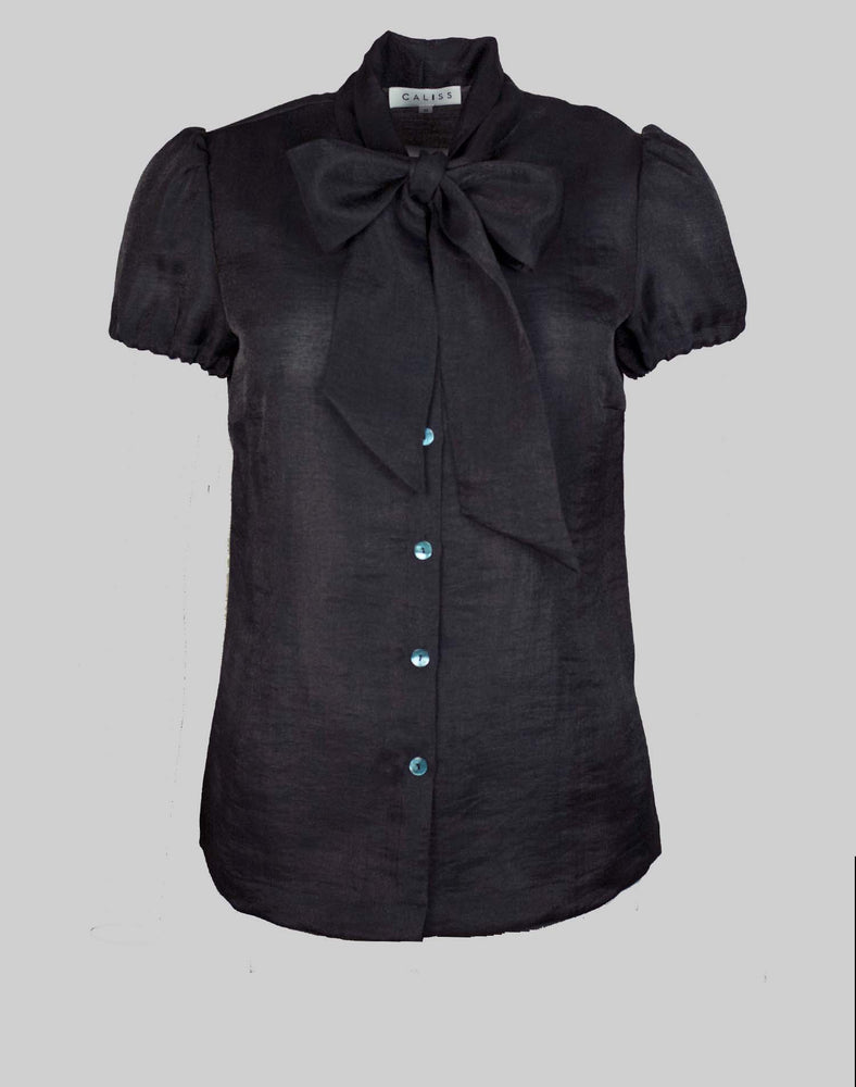 Blouse Anna in black