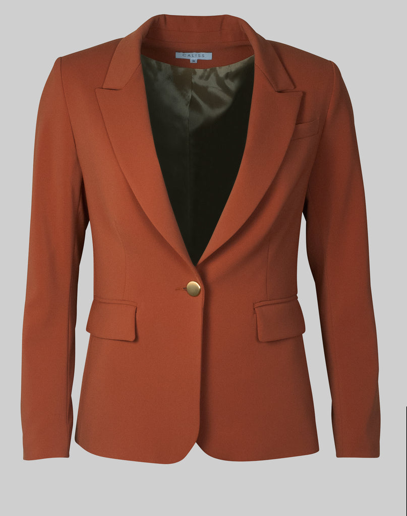 Blazer Polly in fudge