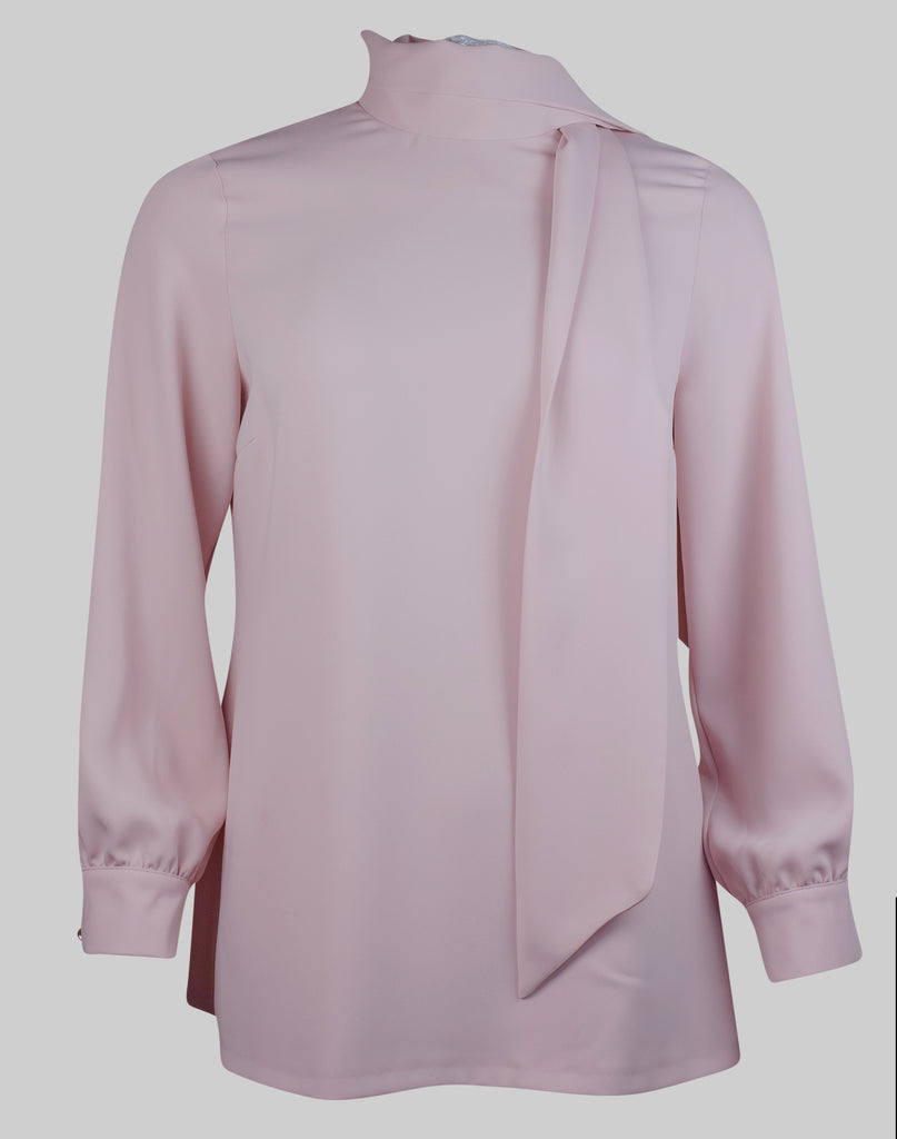 Tunic blouse Blair in dusty pink - SOLD OUT