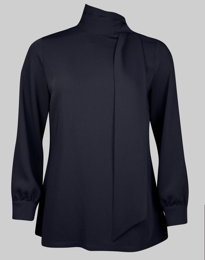 Tunic blouse Blair in midnight