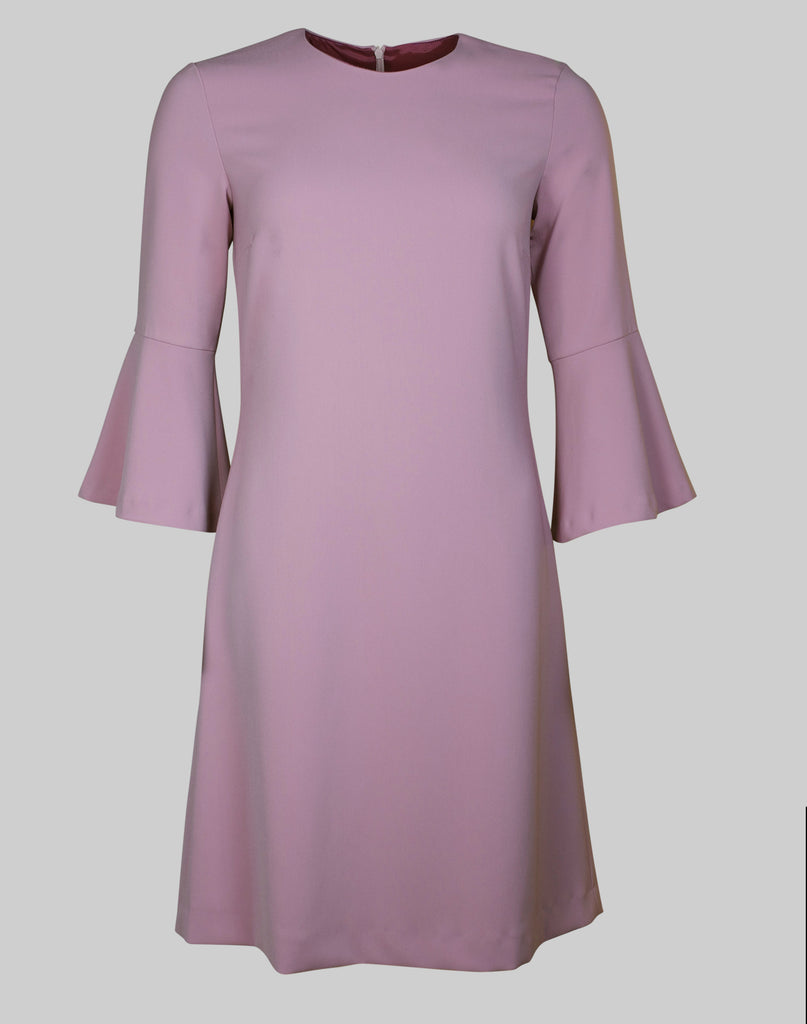 Dress Ellie in orchid pink