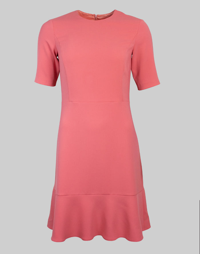 Dress Faye in blush - limited drop
