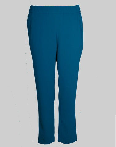 Trousers Mimmi in teal