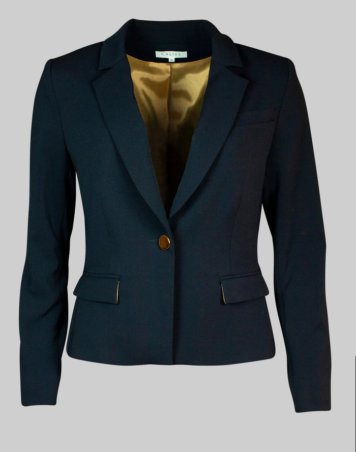 Blazer Molly in midnight