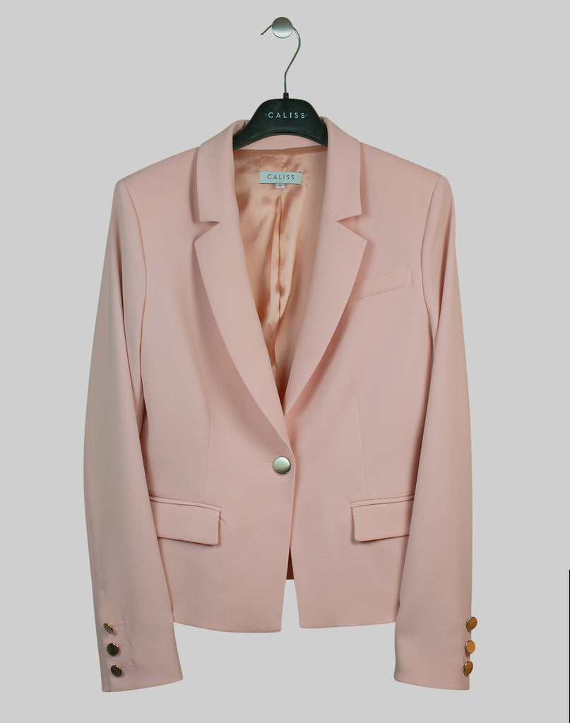 Blazer Molly in soft pink