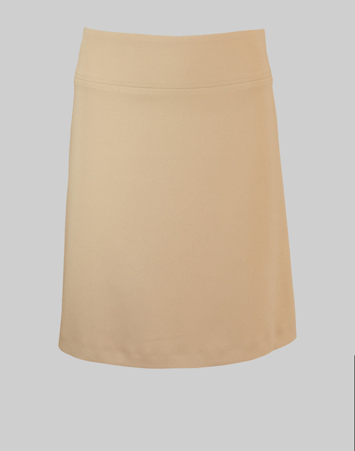 Skirt Andrea in Golden Beige
