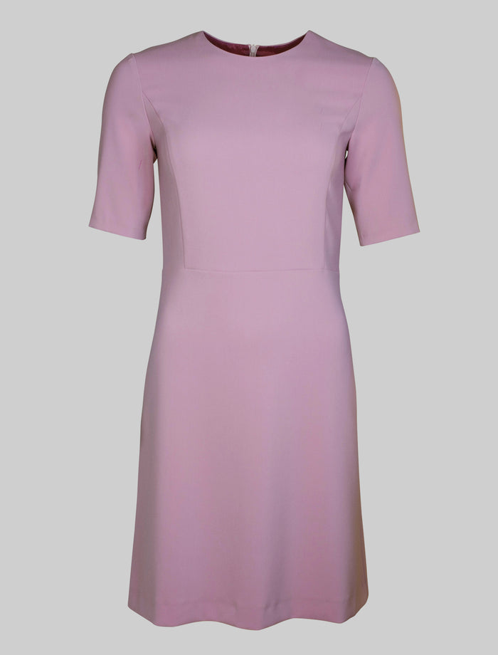 Dress Stella in orchid pink