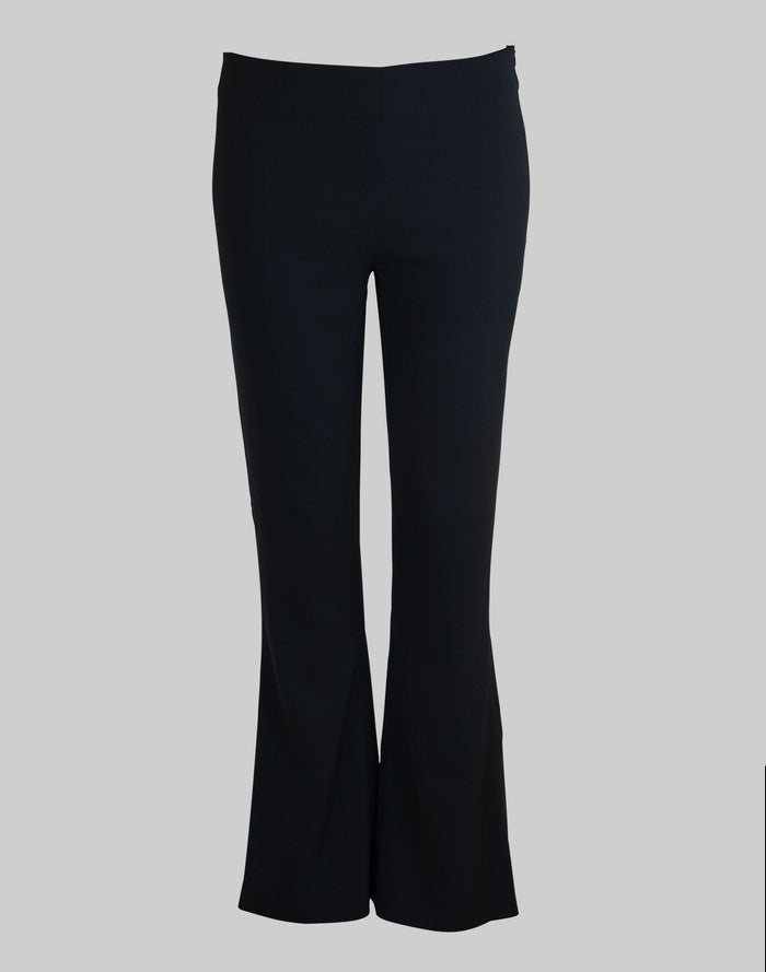 Trousers Rose in Black