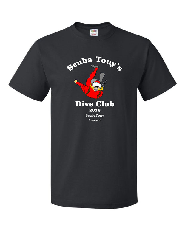 Men's ScubaTony Dive Club