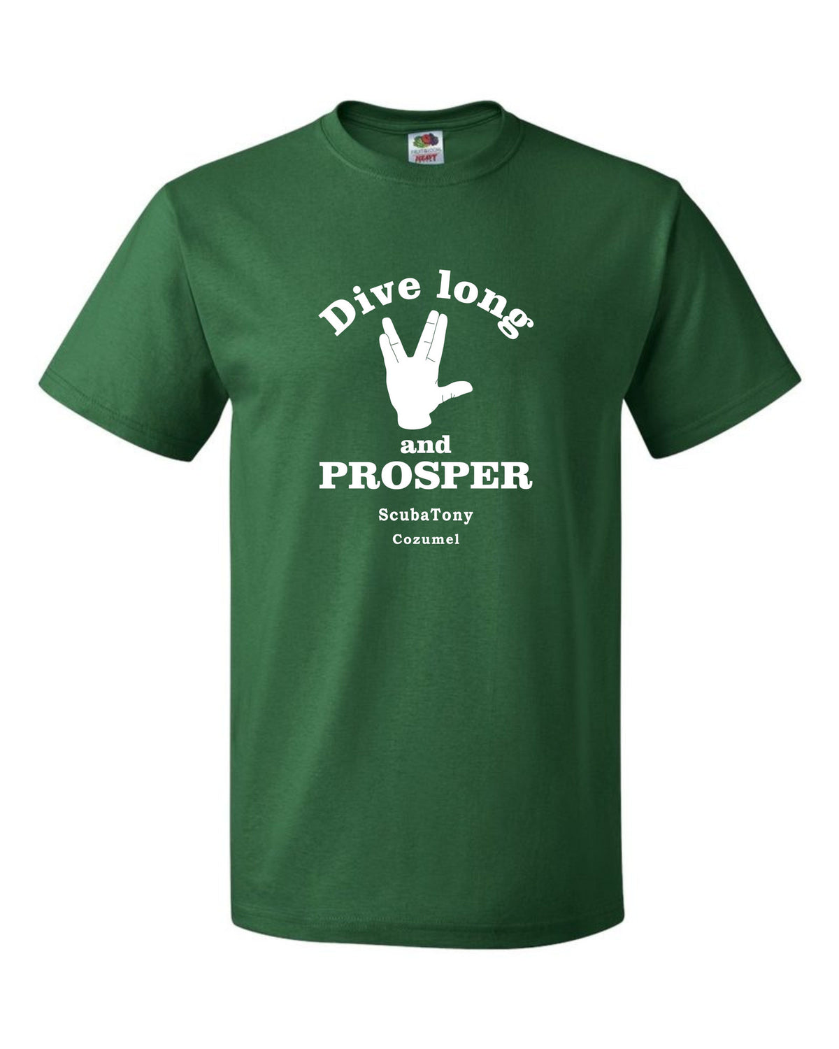 Men's Dive Long and Prosper