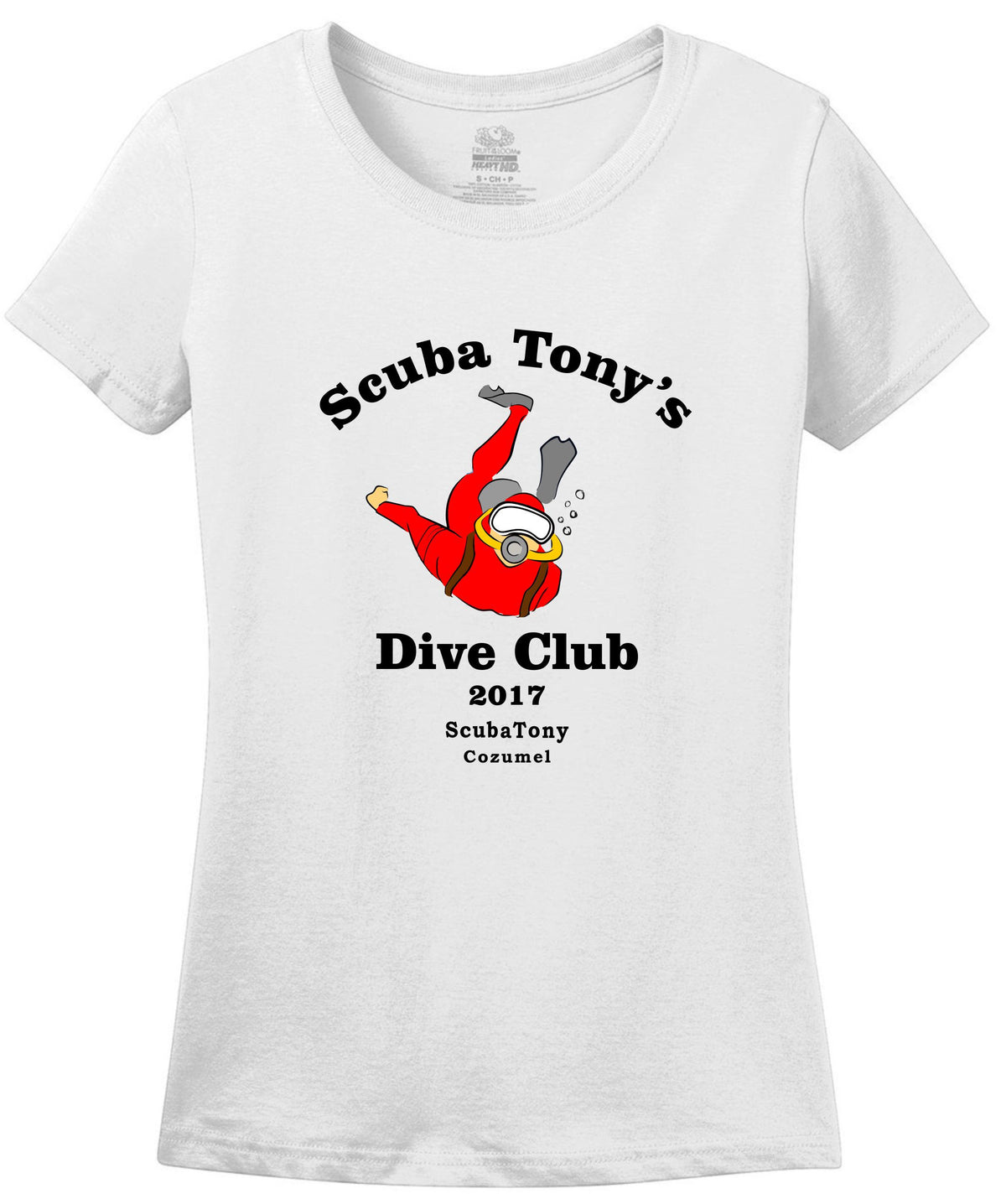 Women's ScubaTony Dive Club