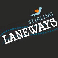 Come to the Stirling Laneways to discover artists and entertainers mingled between local traders and pop-up stalls