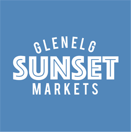 Glenelg Sunset Market Winter Edition under the enclosed marquee at Moseley Square