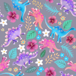 Florasaurus Change Mat - Minnie & Mae