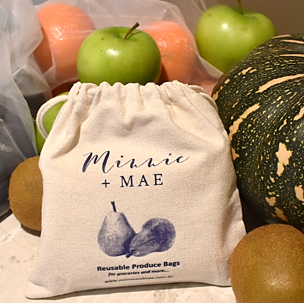 Reusable Produce Bag Set - Minnie & Mae