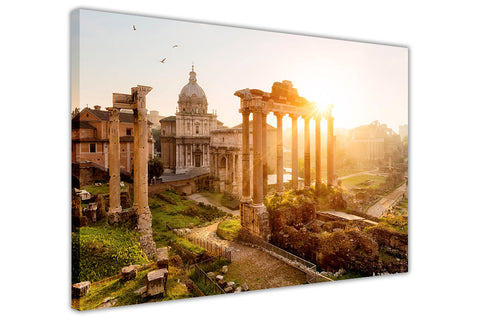 Ancient Rome Italy Prints Framed Canvas Prints Canvas Wall Art Pictures Modern Art Home Deco -3D
