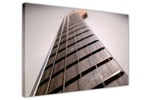Guitar Strings on Framed Canvas Wall Art Pictures Music Prints photos Home Decoration Room Deco Posters-3D