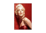 Glamour Marilyn Monroe Red Canvas Wall Art Pictures Room Decoration Home Prints